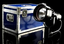 THE ABYSS (1989) - SeaPar 1200W HMI Underwater Light