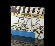ANY WHICH WAY YOU CAN (1980) - Clapperboard