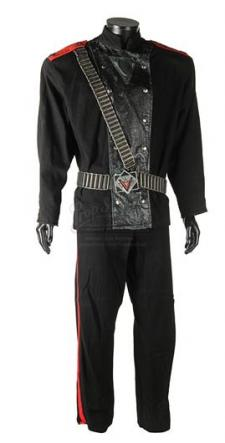 DOCTOR WHO (TV 1963-1989) - Vengeance On Varos' Guard Costume