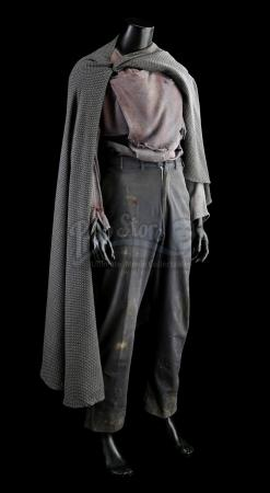ARMY OF DARKNESS (1992) - Ash's (Bruce Campbell) Distressed Medieval Costume