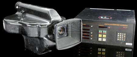 STAR WARS: THE EMPIRE STRIKES BACK (1980) - High Speed 'Empireflex' Camera Designed and Built by ILM