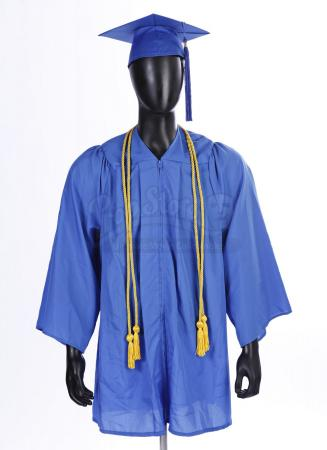 "Lot # 105 - S4E13 - ""Advanced Introduction to Finality"": Dean Pelton's (as portrayed by Jim Rash) Graduation Outfit"