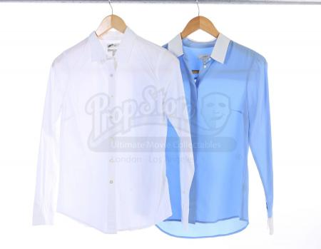 Lot # 110 - Various Episodes: Two Annie Edison (as portrayed by Alison Brie) Season 6 Blouses