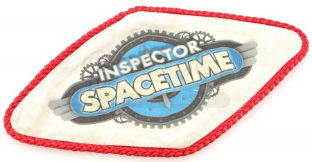 Lot # 121 - Various Episodes: Abed Nadir's (as portrayed by Danny Pudi) Inspector Spacetime Patch