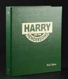 HARRY AND THE HENDERSONS (1987) - Rick Baker's Script