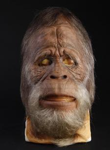 HARRY AND THE HENDERSONS (1987) - Harry (Kevin Peter Hall) Head Skin