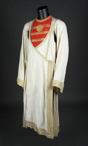 INDIANA JONES AND THE TEMPLE OF DOOM (1984) - Palace Servant Guard Gown