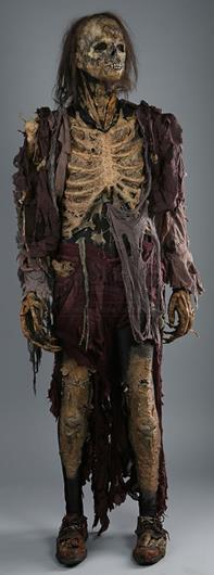The Haunted Mansion 2003 Zombie Costume Current Price 3200