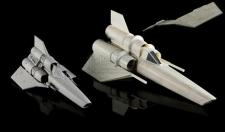 BATTLESTAR GALACTICA (1978-1979) - Colonial Viper FX Mock-Up and Model Kit Miniature