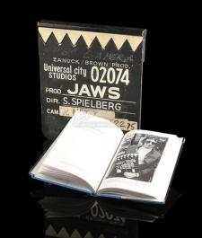 JAWS (1975) - Clapperboard