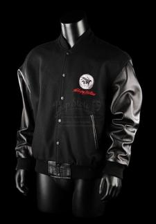 SLEEPY HOLLOW (1999) - Letterman-style Crew Jacket