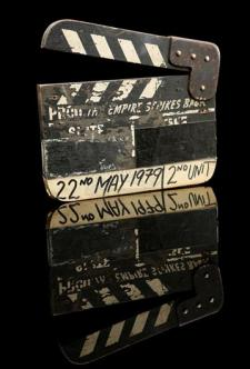 STAR WARS - EP V - THE EMPIRE STRIKES BACK (1980) - 2nd Unit Clapperboard