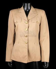 SUPERMAN III (1983) - Vera's (Annie Ross) US Army Officer Jacket
