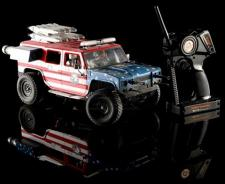 TEAM AMERICA: WORLD POLICE (2004) - Remote-Control Team America Hummer H2