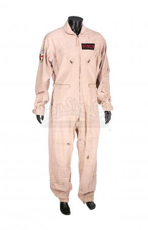 Lot #306 - GHOSTBUSTERS II (1989) - Dr. Egon Spengler's (Harold Ramis) Screen Matched Jumpsuit
