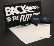 BACK TO THE FUTURE (1985) - Dash Card, Stationary, and Night Unit Crew Gift