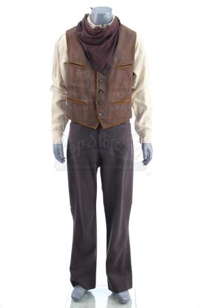 Lot # 9: THE BALLAD OF BUSTER SCRUGGS - The Cowboy's (James Franco) Stunt Hanging Tree Costume