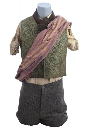 Lot # 16: THE BALLAD OF BUSTER SCRUGGS - Harrison's (Harry Melling) Theatrical Performance Costume