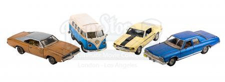 Lot #19 - Bunny And The Bull - Set of 4 Miniature Cars