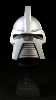 BATTLESTAR GALACTICA (1978) - Cylon Centurion Helmet Master Pattern Helmet and Reference Documents
