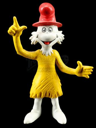 Lot # 556: Dr. Seuss: Sam I Am - Happy Meal Toy Prototype (Unproduced)