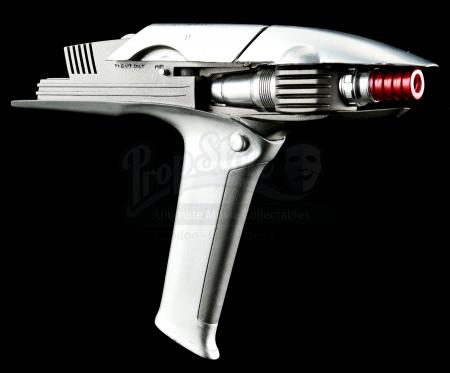 Lot # 92: STAR TREK INTO DARKNESS (2013) - USS Enterprise Break Apart Phaser