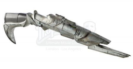 Lot # 95: STAR TREK INTO DARKNESS (2013) - Klingon Stunt Light-Up Disruptor