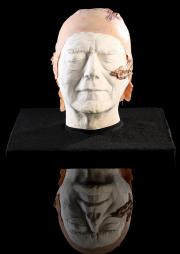 STAR WARS: RETURN OF THE JEDI (1983) - Anakin Skywalker (Sebastian Shaw) Facial Appliances and Lifecast