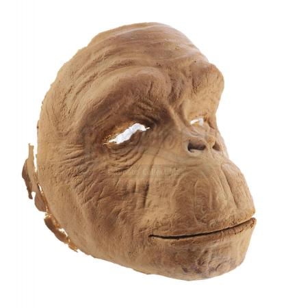 Lot #1 - 2001: A SPACE ODYSSEY (1968) - Ape Mask Appliance