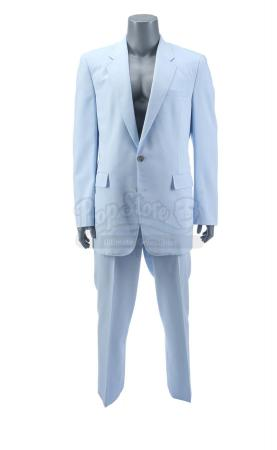 Lot #62 - ANCHORMAN: THE LEGEND OF RON BURGUNDY (2004) - Wes Mantooth's (Vince Vaughn) Suit