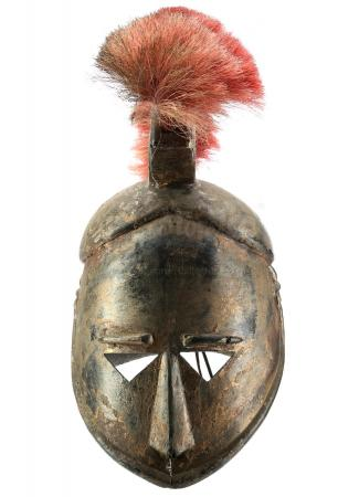 Lot #164 - CLASH OF THE TITANS (1981) - Joppa Guard Helmet