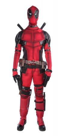 Lot #193 - DEADPOOL (2016) - Promotional Touring Deadpool Costume