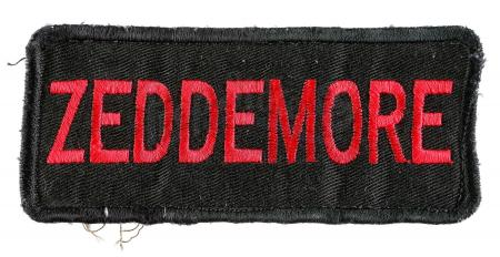 Lot #284 - GHOSTBUSTERS 2 (1989) - Winston Zeddemore's (Ernie Hudson) Ghostbusters Uniform Patch