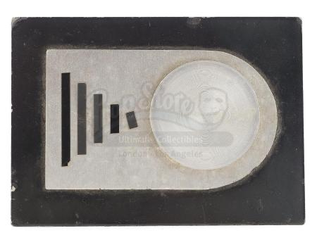 Lot #710 - STAR WARS: THE EMPIRE STRIKES BACK (1980) - Phil Tippett Collection: Darth Vader's (David Prowse) Belt Buckle
