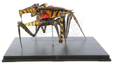 Lot #760 - STARSHIP TROOPERS (1997) - Phil Tippett Collection: Warrior Bug Maquette