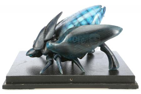 Lot #763 - STARSHIP TROOPERS (1997) - Phil Tippett Collection: Plasma Bug Maquette