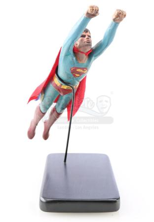 Lot #778 - SUPERMAN (1978) - Superman (Christopher Reeve) Effects Miniature