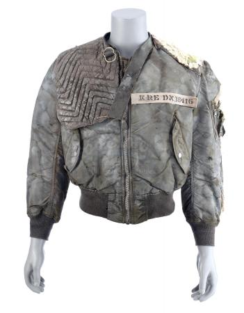 Lot #786 - THE TERMINATOR (1984) - Kyle Reese's (Michael Biehn) Jacket