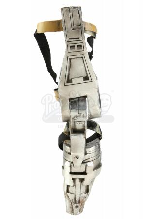 Lot #788 - TERMINATOR 2: JUDGMENT DAY (1991) - T-800 Endoskeleton Knee
