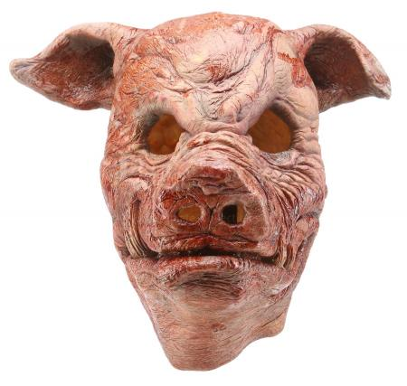 Lot #823 - TRICK (2019) - Bloodied Pig Mask