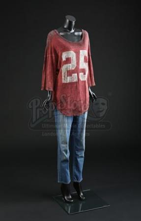Freaks of Nature: Petra Lane's (as portrayed by Mackenzie Davis) Bloody PalWay Costume