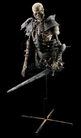ARMY OF DARKNESS (1992) - Evil Ash (Bruce Campbell) Cable-Controlled Puppet