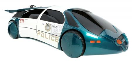 BACK TO THE FUTURE PART II (1989) - 2015 Hill Valley Police Cruiser