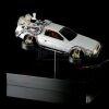 b05f469802da ... Marty McFly s (Michael J. Fox) Light-Up 2015 Nike Shoes. 38. BACK TO  THE FUTURE THE RIDE (1991) - DeLorean Time Machine Model Miniature