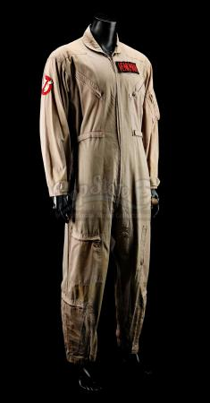 GHOSTBUSTERS (1984) - Dr. Peter Venkman's (Bill Murray) Jumpsuit