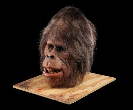 HARRY AND THE HENDERSONS (TV 1991 - 1993) - Female Sasquatch Head