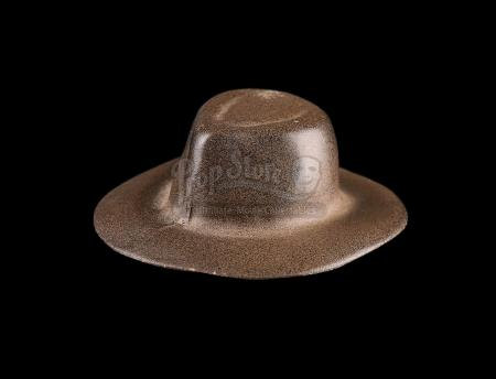 INDIANA JONES AND THE TEMPLE OF DOOM (1984) - Model Miniature Indiana Jones (Harrison Ford) Puppet Fedora