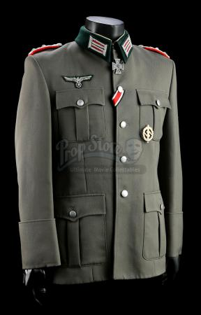 INDIANA JONES AND THE LAST CRUSADE (1989) - Indiana Jones' (Harrison Ford) Nazi Uniform Jacket