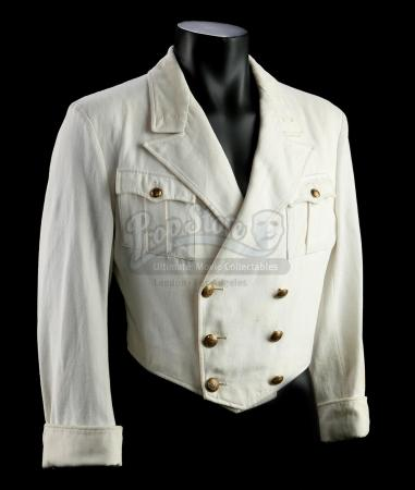 INDIANA JONES AND THE LAST CRUSADE (1989) - Indiana Jones' (Harrison Ford) Zeppelin Waiter Jacket