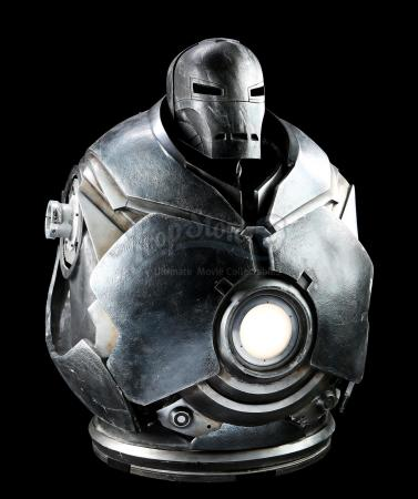 IRON MAN (2008) - Iron Monger Helmet and Body